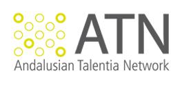 Logo ATN blanco
