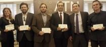 Premiados Talentia 2014